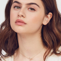 Mini Toggle Necklace | Urban Outfitters
