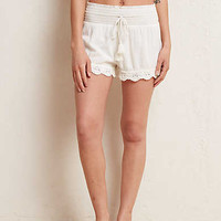AERIE CROCHET TRIM SHORT