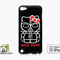 Hello Darth Vader iPod Touch 5th Case Cover by Avallen