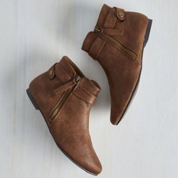Boho To the Dune and Back Bootie