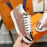 LV  A tie all-match casual shoes