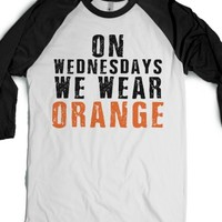 White/Black T-Shirt | Funny Orange Is The New Black Shirts