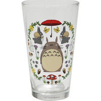 Studio Ghibli My Neighbor Totoro Pint Glass