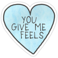 You Give Me Feels by Dan Ron Eli Alvarez