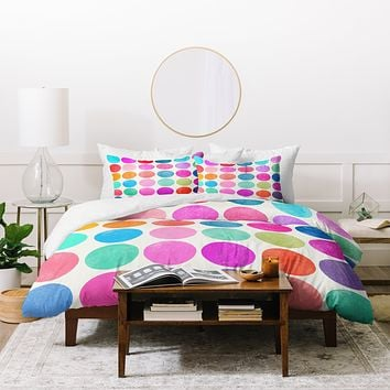 Garima Dhawan Colorplay 8 Duvet Cover