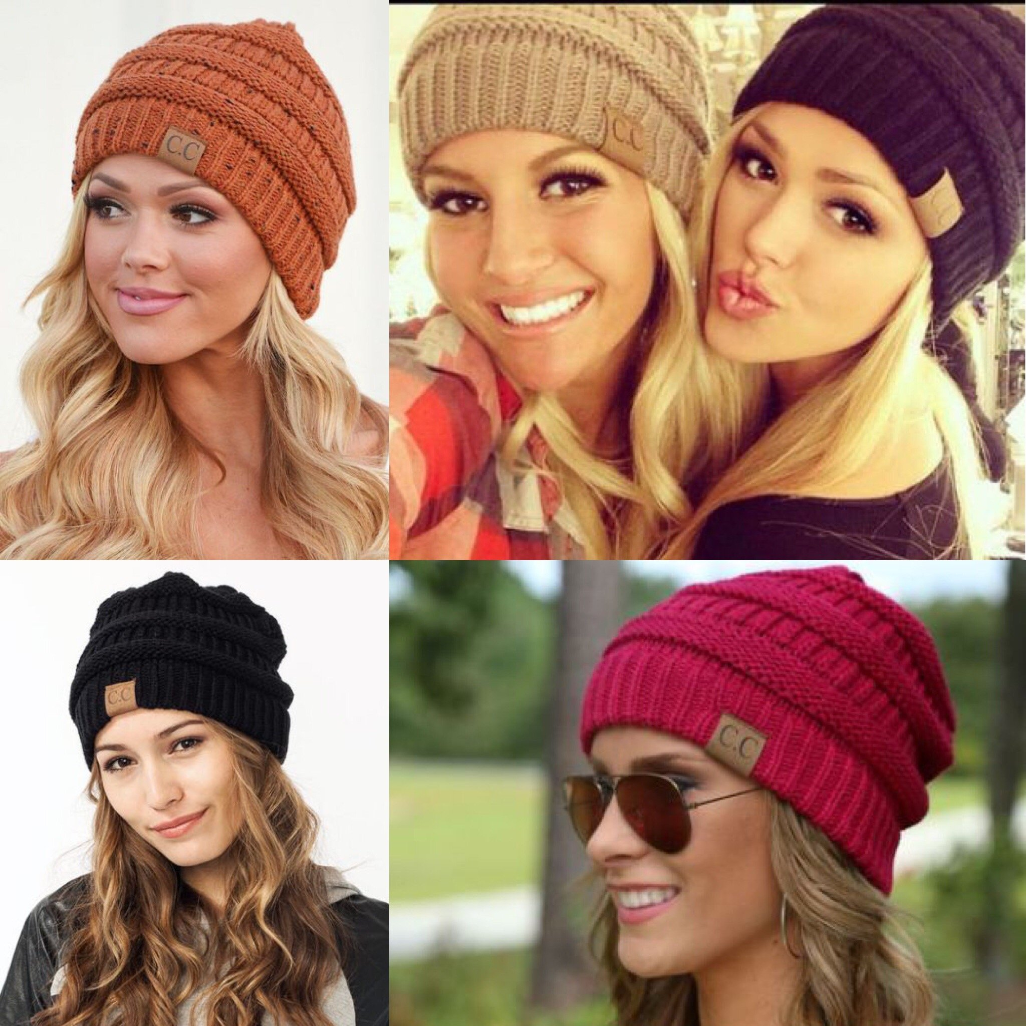 Image of CC Beanie (24 Colors)