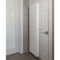 Cabidor® Concealable Hinge-Mounted Storage Cabinet