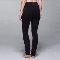 Lululemon Fashion Yoga Sport Drawstring Stretch Pants Trousers