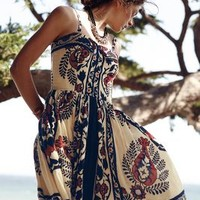 Sweetwater Dress by Yoana Baraschi Red Motif