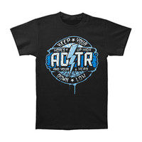 A Day To Remember Men's  Hopes Up High T-shirt Black