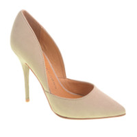 Chinese Laundry Stilo Suede D ` Orsay Pump