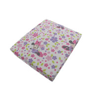 Disney Baby Love Blossoms Minnie Mouse Baby Girl Crib Sheet