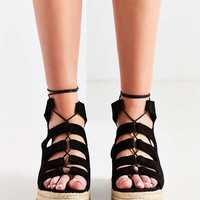 Jeffrey Campbell Espadrille Gladiator Sandal - Urban Outfitters