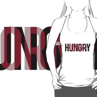 Hungry / Horny Typography Art