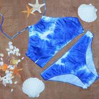 We have sunshine,beach and colorful Swimming Wear,just need you. = 4443080324
