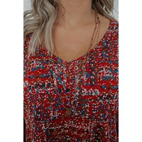 Colors Of The Wind Necklace: Multi