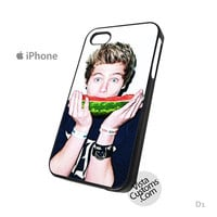 Luke hemmings 5 Seconds Water Melon Phone Case For Apple,  iphone 4, 4S, 5, 5S, 5C, 6, 6 +, iPod, 4 / 5, iPad 3 / 4 / 5, Samsung, Galaxy, S3, S4, S5, S6, Note, HTC, HTC One, HTC One X, BlackBerry, Z10