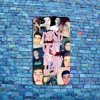 Funny Nash Grier is my Bae Boyfriend Cute Case iPhone Cool Phone Cover