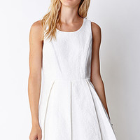 Hyperfemme Embossed Dress