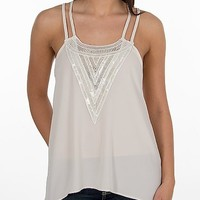 Daytrip Chiffon Tank Top - Women's Shirts/Tops | Buckle
