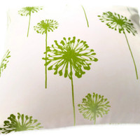Pillow, Decorative Pillow Cover, Designer Fabric on Both Sides