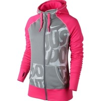 Nike Women's Just Do It Full Zip Hoodie