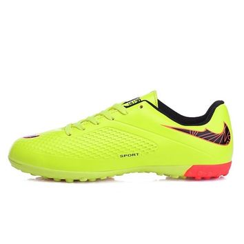 Soccer shoes male short nails non-slip adult training shoes soccer shoes