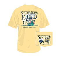 Palmetto Moon | Youth Southern Fried Cotton Fishing Boy T-shirt | Palmetto Moon
