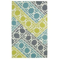 Kaleen Glam Gla02 Rug In Turquoise