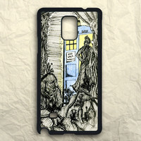 Doctor Who Bad Wolf Samsung Galaxy Note 3 Case