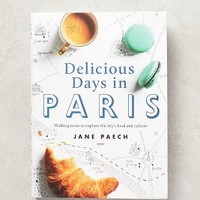 Delicious Days In Paris by Anthropologie in White Size: One Size Books