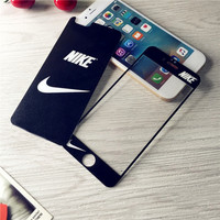 Black  Tempered Glass Screen Protecter
