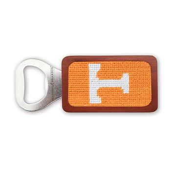 University of Tennessee Needlepoint Bottle Opener by Smathers & Branson