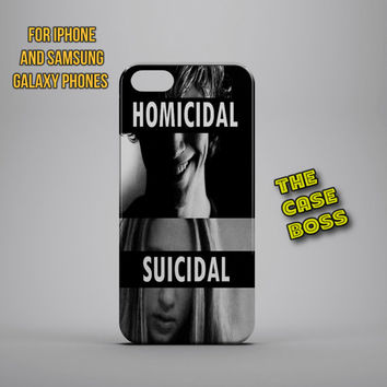 A HORROR DECISION Design Custom Phone Case for iPhone 6 6 Plus iPhone 5 5s 5c iphone 4 4s Samsung Galaxy S3 S4 S5 Note3 Note4 Fast!