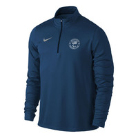 U.S. Paralympics Nike Performance Solid Element Quarter-Zip Jacket - Navy