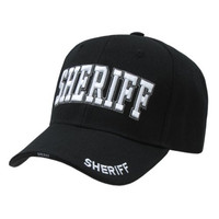 Rapid Dominance Law Enforcement Hat Adjustable - Sheriff