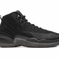AIR JORDAN 12 (DRAKE OVO BLACK / GOLD)