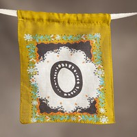 """""""O""""  Inspiration  Flag  From  Natural  Life"""