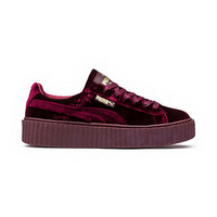 PUMA BY RIHANNA MEN'S VELVET CREEPER, buy it @ www.puma.com