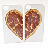 Pizza Heart Best Friend Phone Cases