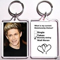 """""""Mentally Dating Niall Horan"""" Keychain #1 Of One Direction"""