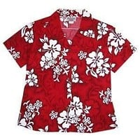 seastar hawaiian lady blouse