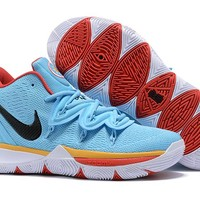 Nike Kyrie 5 EP - Sky Blue/Orange
