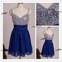 Short prom dresses,Sequins prom dresses,prom dresses 2015,prom dresses,short evening dress,evening dress,party dresses,sexy party dress