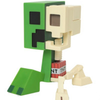 "Minecraft Creeper Anatomy 8"" Deluxe Vinyl Figure"