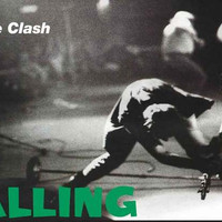 The Clash London Calling Album Cover Poster 11x17
