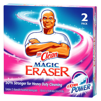Mr Clean Eraser Xtra