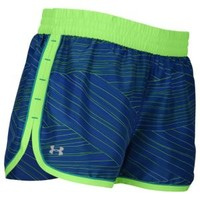 "Under Armour Heatgear 3"" Lightweight Woven Shorts - Women's"