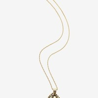 Lazy Leopard Necklace  in  What's New at Nasty Gal