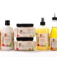 Mini Hair Collection UPGRADED 16oz - KITS AND COLLECTIONS - HAIR - Alikay Naturals Products - Store